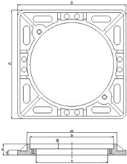 Tiêu chuẩn thử tải nắp hố ga, song thoát nước composite
